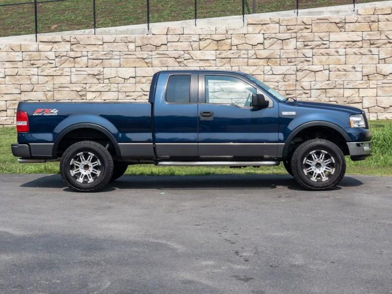 FORD F150 FX4 2005 price $11,985