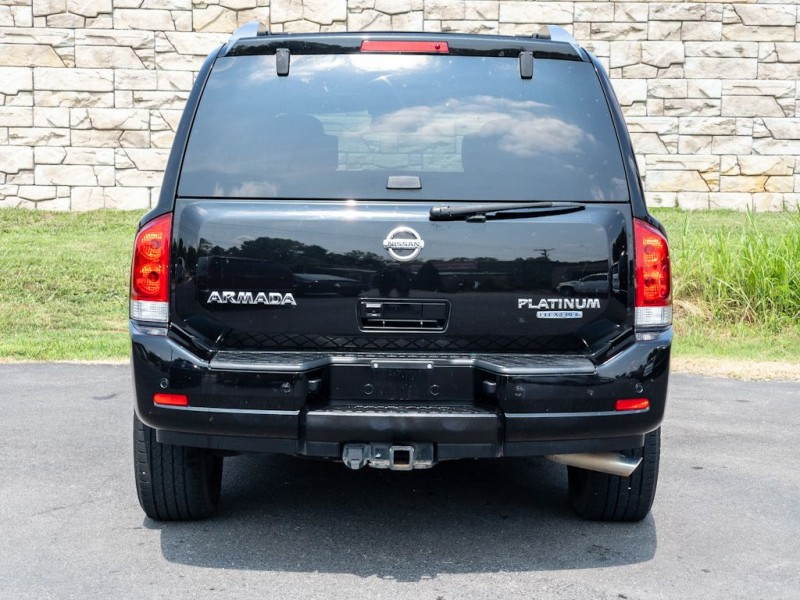 NISSAN ARMADA 2012 price $15,970