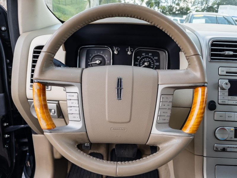 LINCOLN MKX 2007 price $4,990