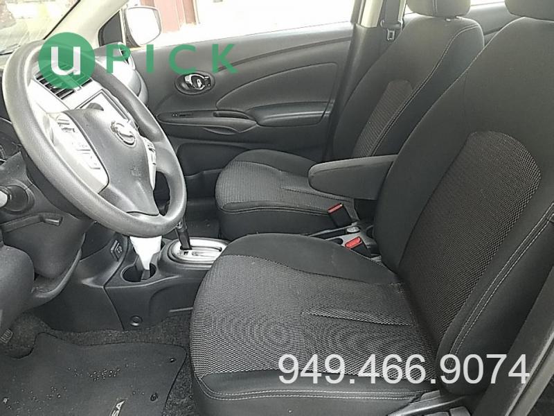 Nissan Versa Sedan 2018 price $8,650