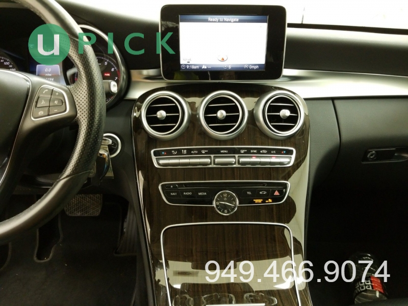 Mercedes-Benz C-Class 2017 price $24,950