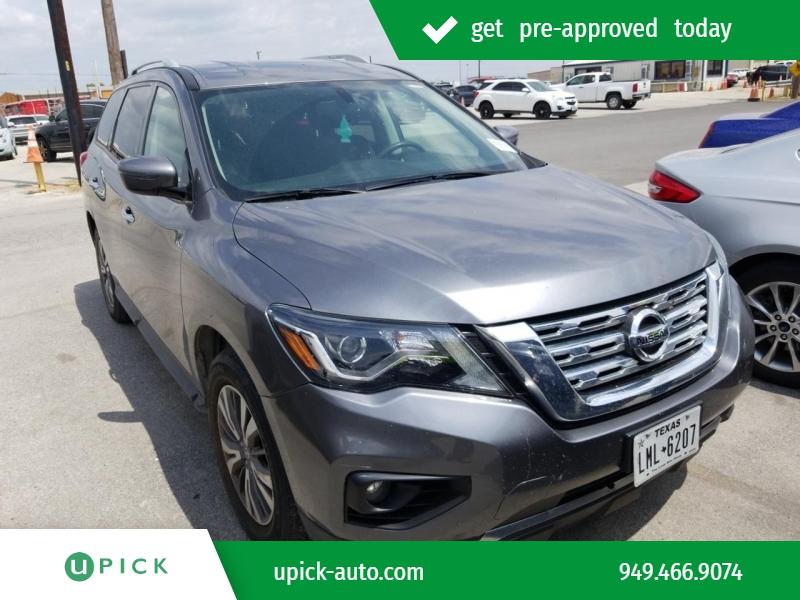 Nissan Pathfinder 2018 price $15,950