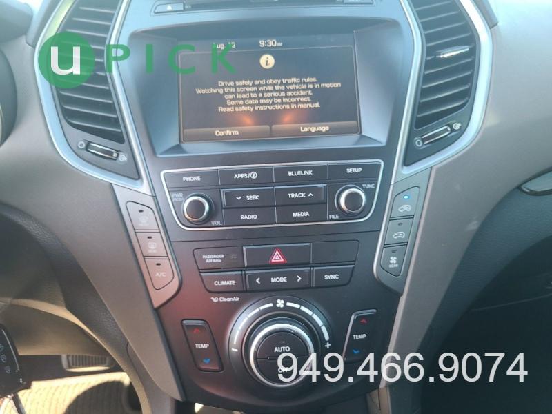 Hyundai Santa Fe 2017 price $19,950