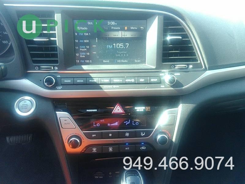 Hyundai Elantra 2018 price $12,450