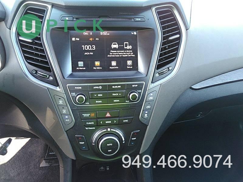 Hyundai Santa Fe 2018 price $17,450