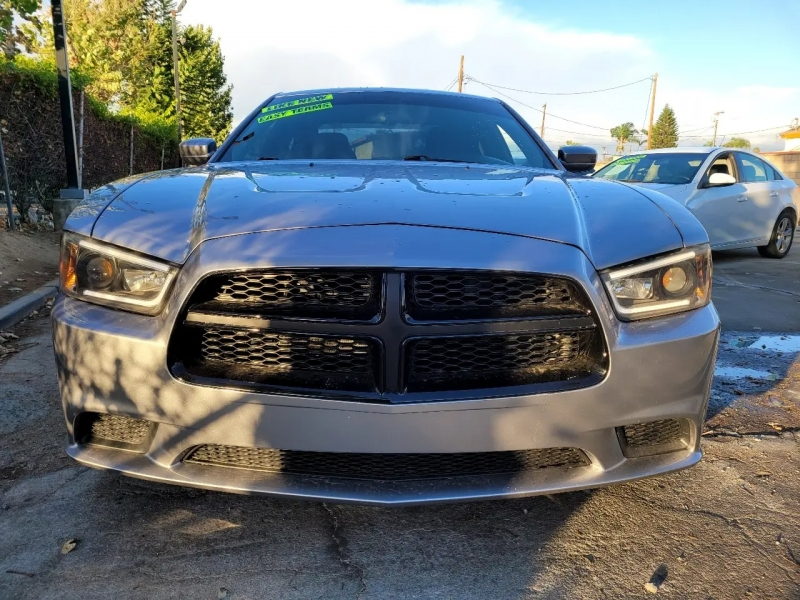 Dodge Charger 2013 price $9,950