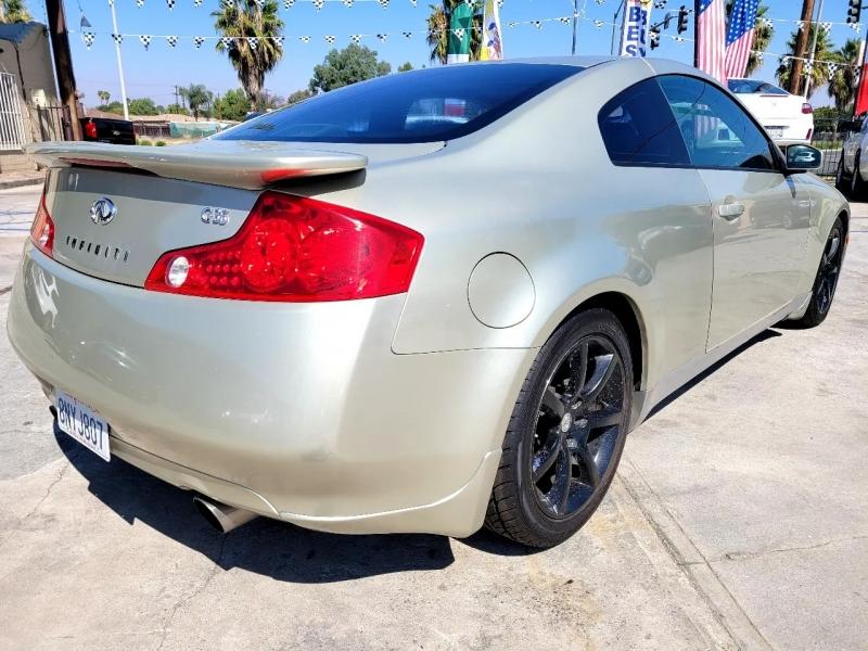 Infiniti G35 Coupe 2005 price $6,450