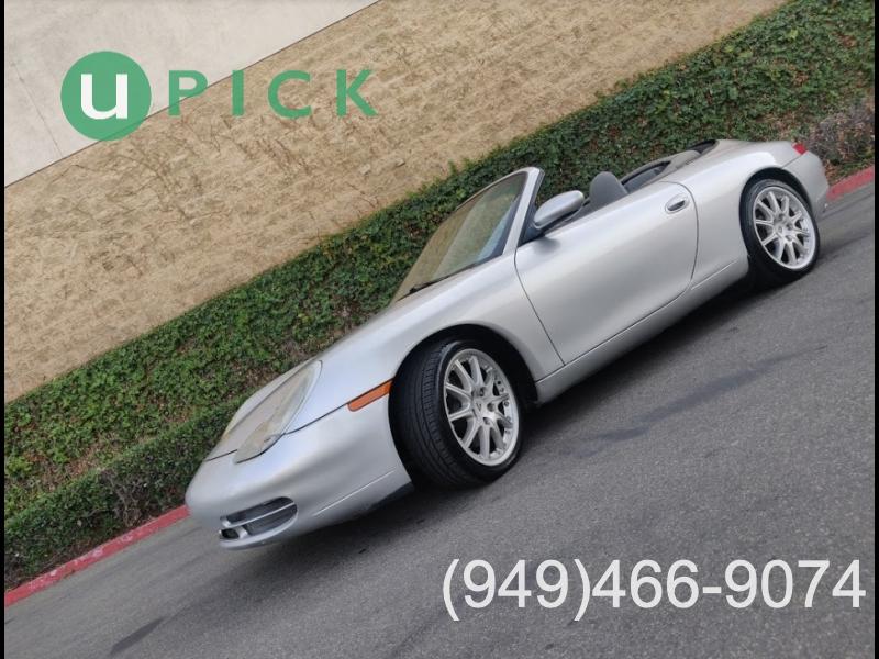 Porsche 911 Carrera 2001 price $20,199
