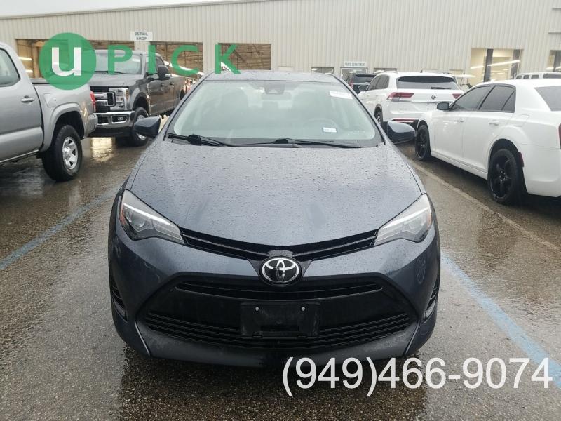 Toyota Corolla 2017 price $17,888