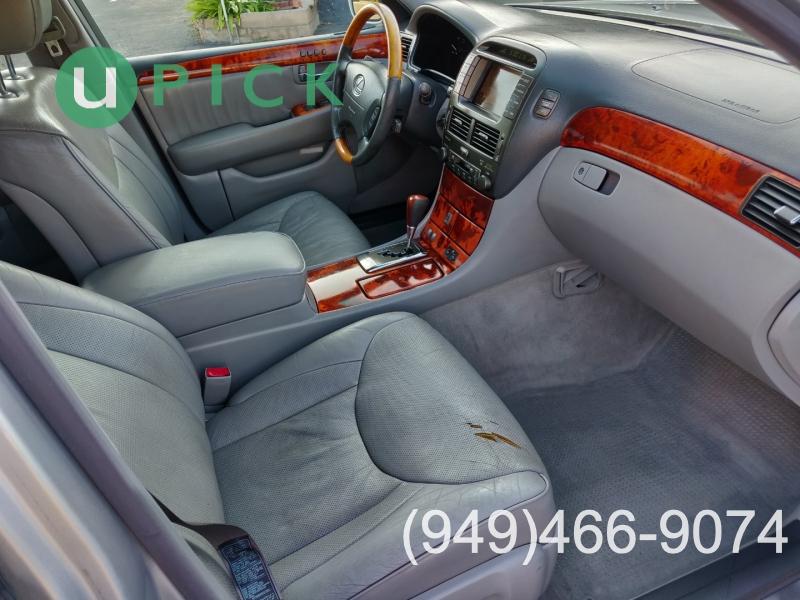 Lexus LS 430 2004 price $7,945