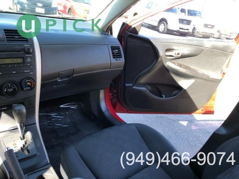 Toyota Corolla 2009 price $7,488