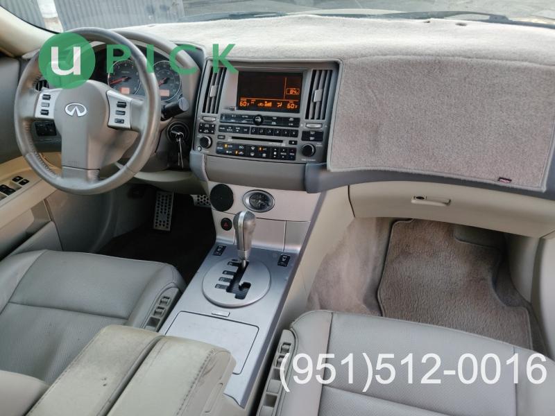 Infiniti FX35 2004 price $6,550
