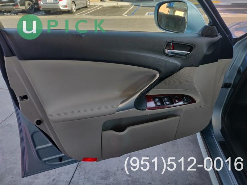 Lexus IS 250 2007 price $8,788