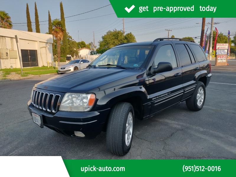 Jeep Grand Cherokee 2002 price $5,295