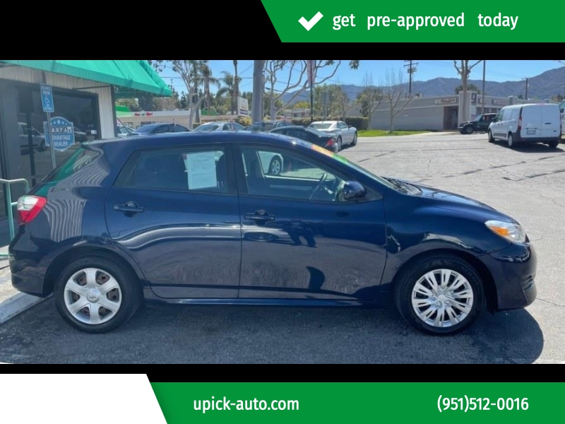 Toyota Matrix 2009 price $7,400