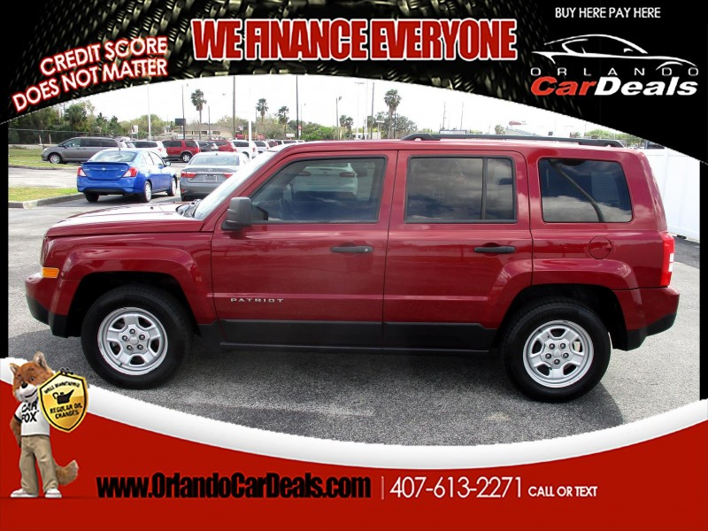 Jeep Patriot 2016 price $10,899
