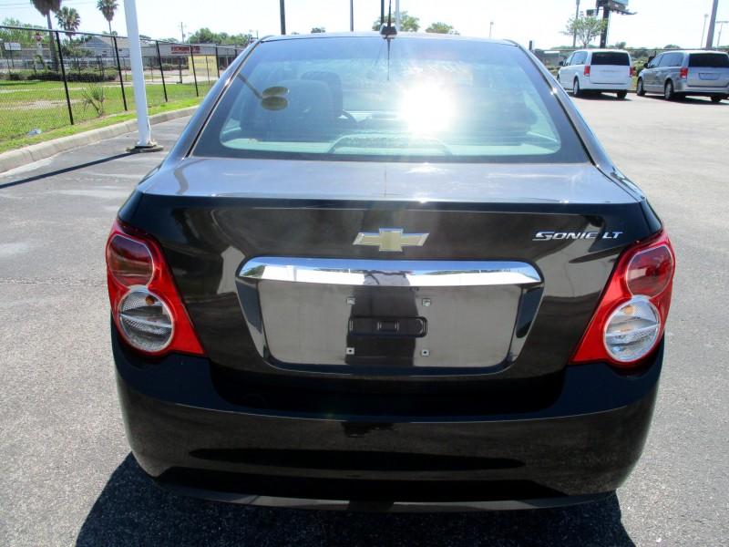 Chevrolet Sonic 2015 price $9,299