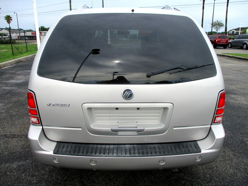 Mercury Monterey 2006 price Call for Pricing.