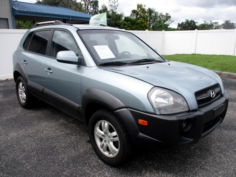 Hyundai Tucson 2008 price $6,999