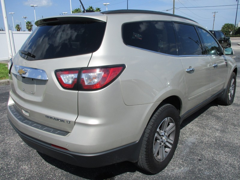 Chevrolet Traverse 2016 price $18,299