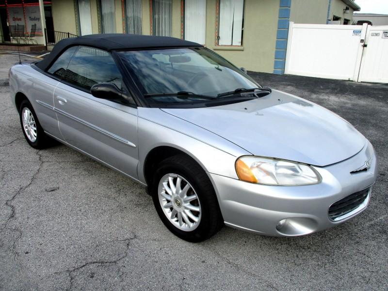 Chrysler Sebring 2002 price $4,999