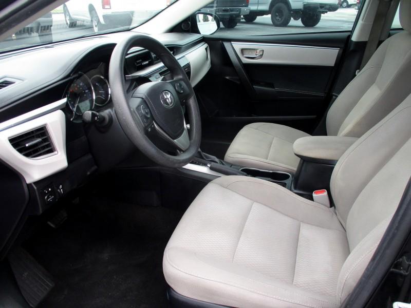 Toyota Corolla 2016 price $14,499