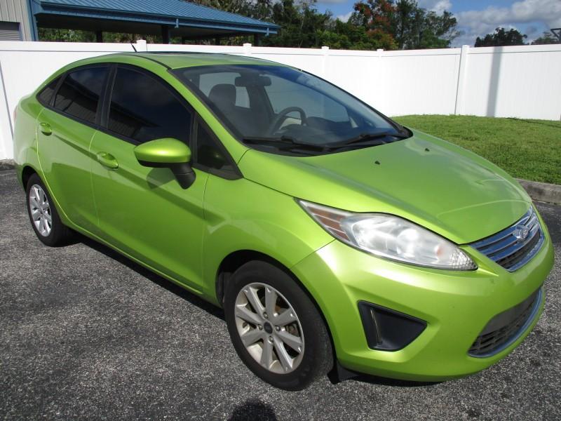 Ford Fiesta 2011 price $5,999