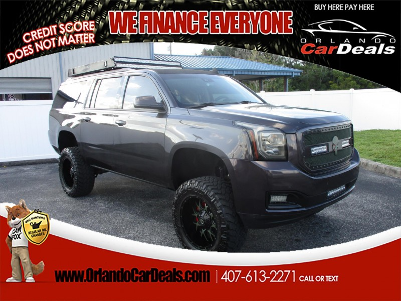 GMC Yukon XL 2015 price $49,999