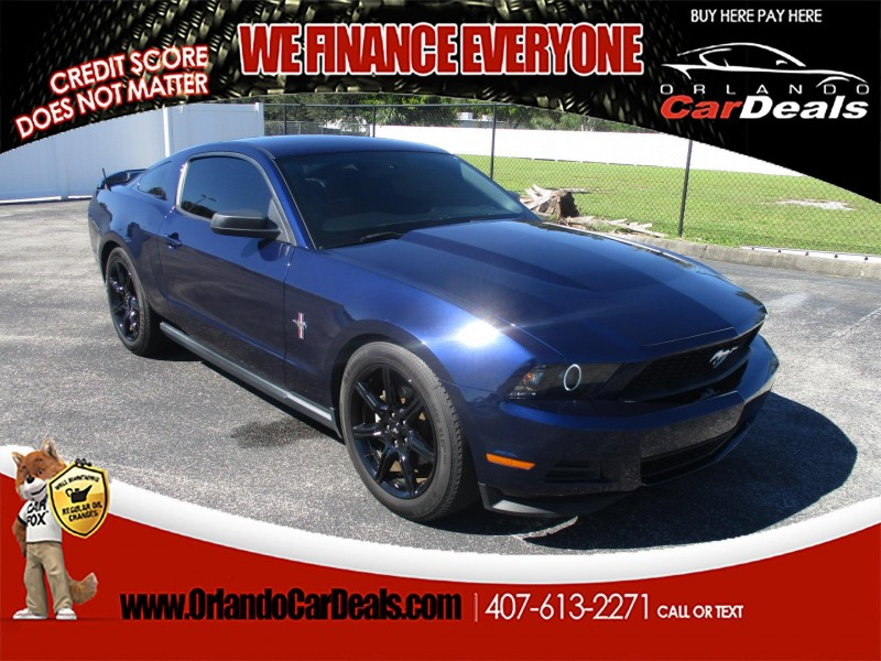 Ford Mustang 2012 price $13,999