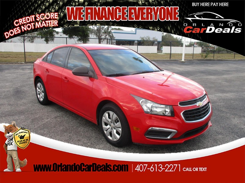 Chevrolet Cruze Limited 2016 price $9,999