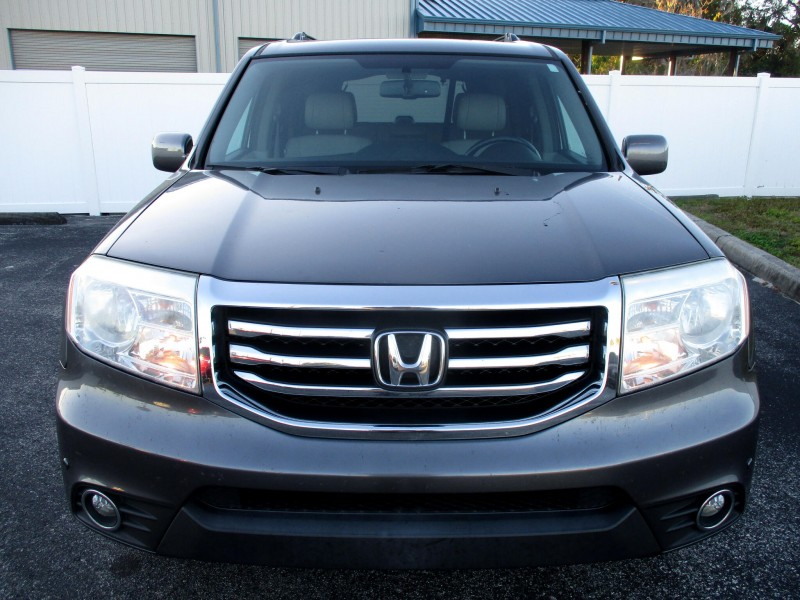 Honda Pilot 2015 price $16,999