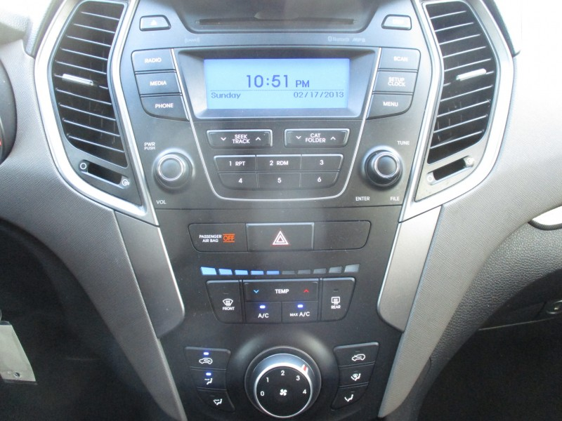 Hyundai Santa Fe 2013 price $13,999