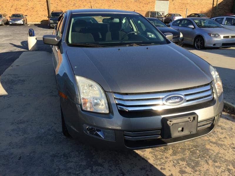 FORD FUSION 2009 price $3,294