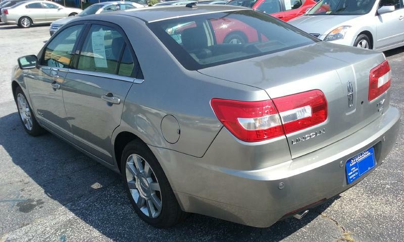LINCOLN MKZ 2008 price $4,294