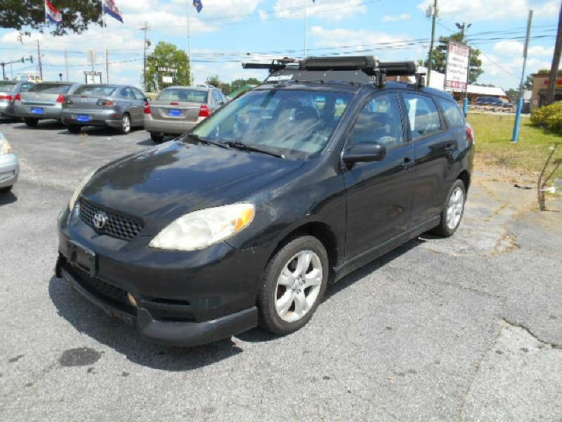 TOYOTA COROLLA MATRIX 2003 price $3,294