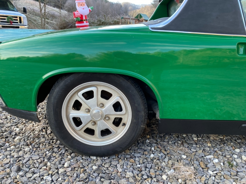 Porsche 914 1973 price $59,999