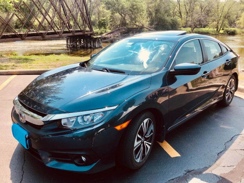 Honda Civic Sedan 2017 price $19,949