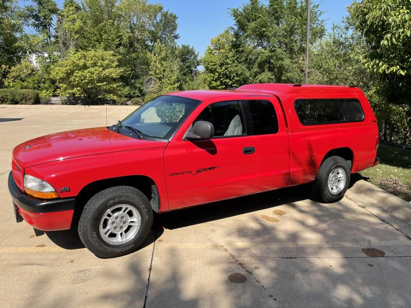 Dodge Dakota 1999 price $9,700