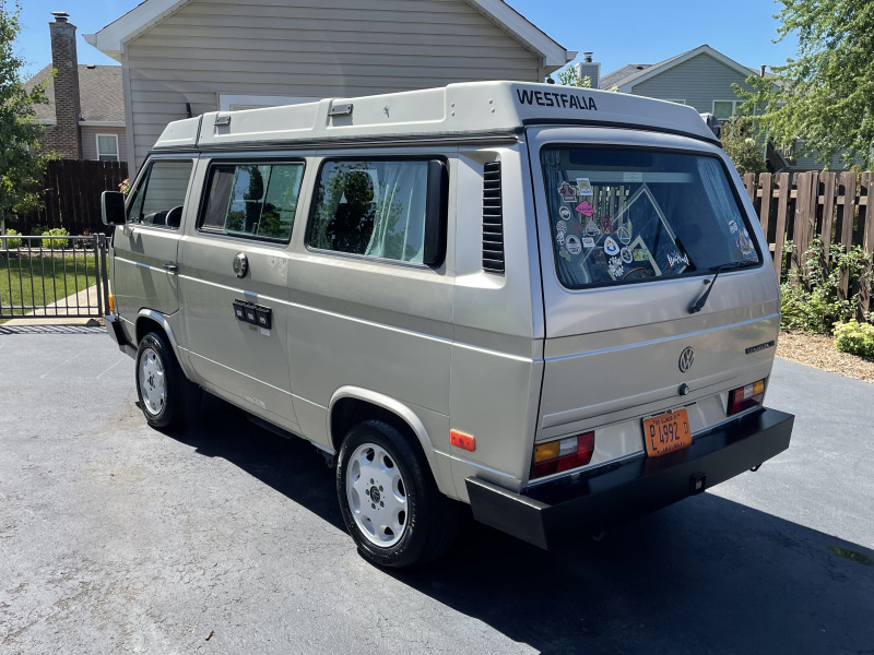 Volkswagen Vanagon 1991 price $42,499