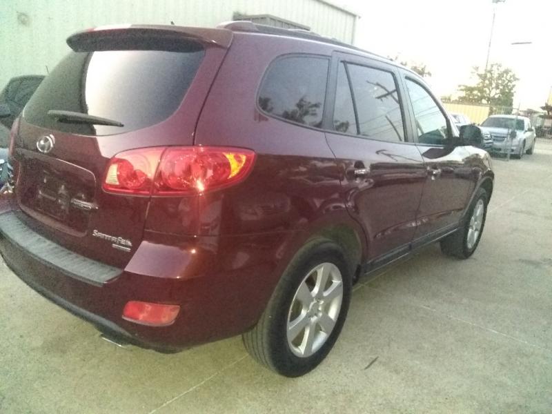 Hyundai Santa Fe 2007 price $3,500