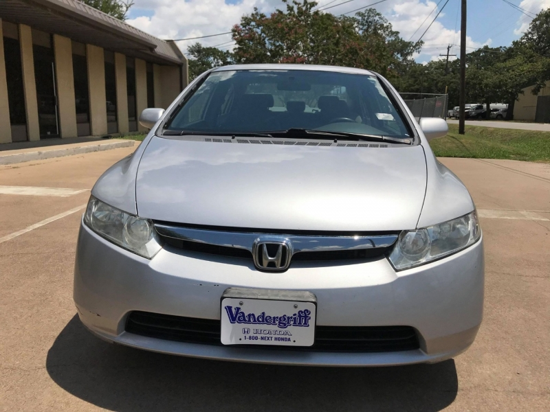 Honda Civic Sdn 2008 price $4,600