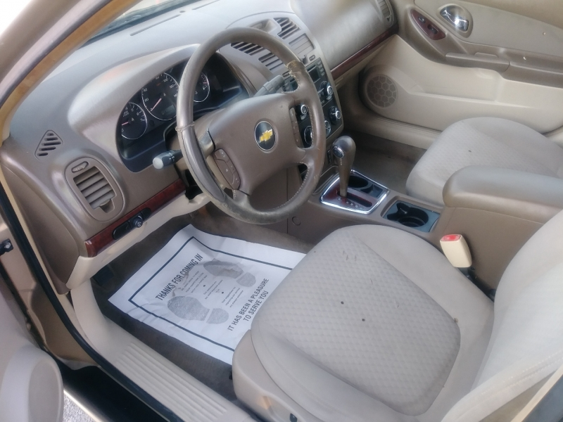 Chevrolet Malibu Maxx 2006 price $2,600