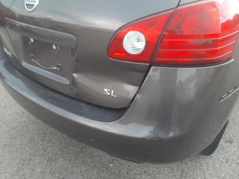 Nissan Rogue 2010 price $4,550