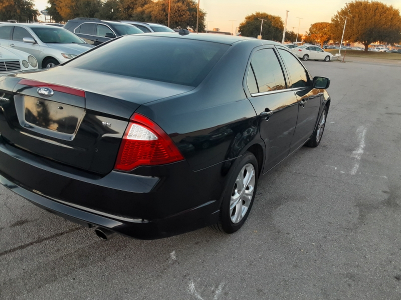 Ford Fusion 2012 price $3,200