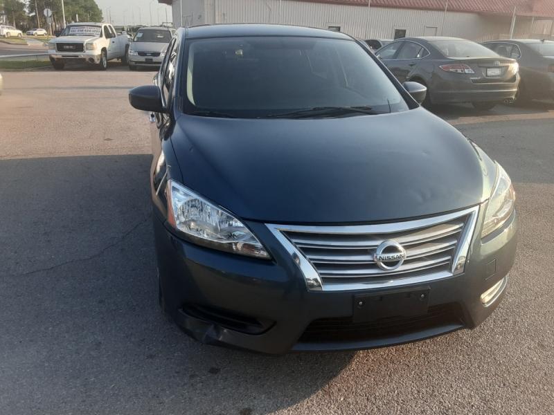 Nissan Sentra 2015 price $4,850