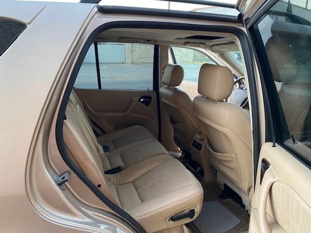 Mercedes-Benz M-Class 2005 price $4,500