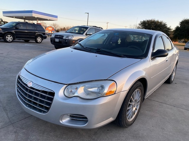 Chrysler Sebring 2004 price $1,550
