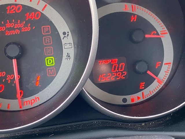 Mazda Mazda3 2006 price $1,995