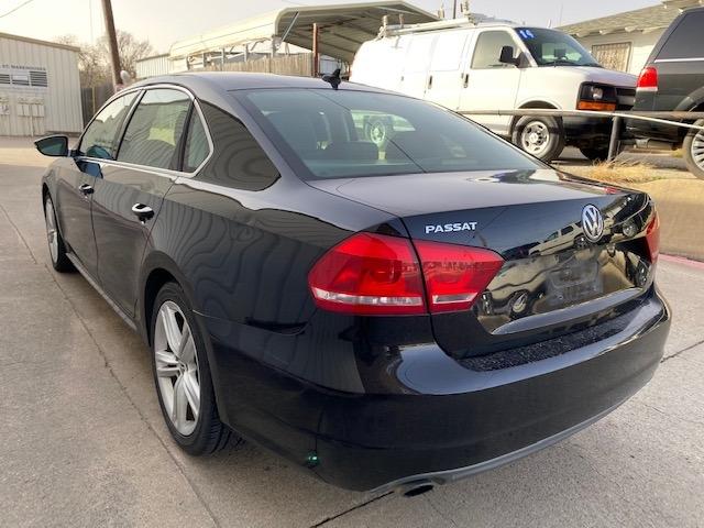 Volkswagen Passat 2012 price $6,595