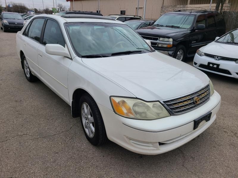 Toyota Avalon 2004 price $4,000